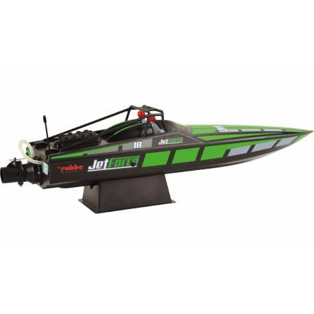 Robbe Motoscafo elettrico Idrogetto Jet Force Race Boat scala 1/6 versione ARTR (art. 1205)