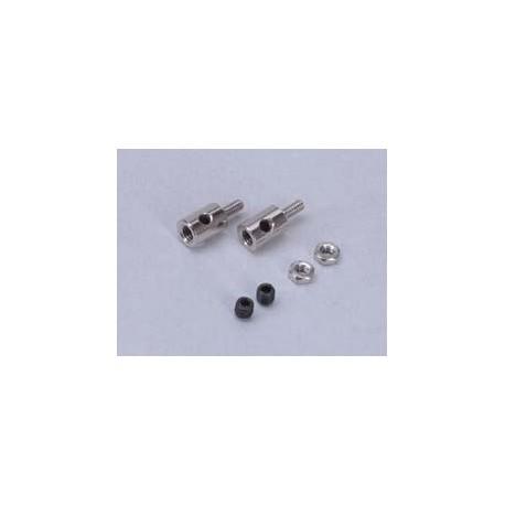 Ripmax Connettore per rinvio 2mm 2 pezzi (art. RF-RMX300)