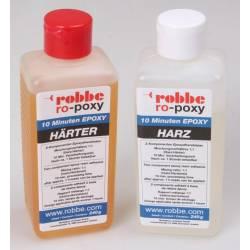 Robbe Resina epossidica a due componenti da 10 minuti confezione 480 gr. (art. 50605)