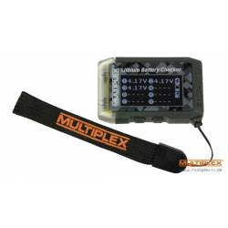 Multiplex Lithium Battery Checker e Model Finder (art. MP100957)