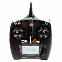 Spektrum Radiocomando DX6e DSMX 6 Canali senza ricevente (art. SPMR6655EU)