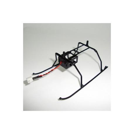 Scorpio Carrello e portabatteria per 2&10 (art. E4210060)