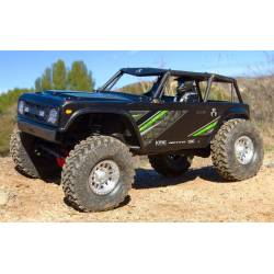 Axial Wraith 1.9 4WD Brushed RTR Electric Rock Crawler Black (art. AXI90074T2)