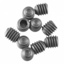 Axial Grani di fissaggio in acciaio 3x3mm (art. AXIC0180)