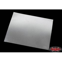 """RC4WD Foglio in alluminio """"Mandorlato"""" 280x220mm 2 pezzi (art. RC4WD-Z-S0533)"""