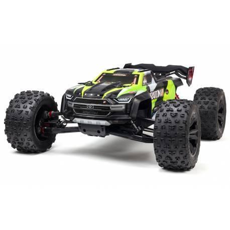 Arrma Automodello Kraton 1/5 4WD 8S BLX Brushless Speed Monster Truck RTR Green (art. ARA110002T1)
