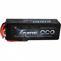 Gens ACE Batteria Li-po 3S 11,1V 5000mAh 50C connettore Deans Hard Case (art. 448244)
