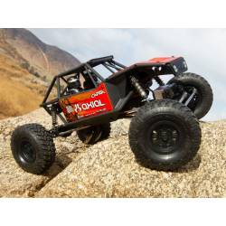 Axial Automodello Capra 1.9 Unlimited Trail 4WD RTR Buggy scala 1/10 Red (art. AXI03000T1)