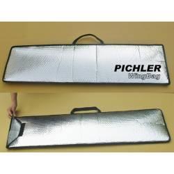 Pichler Custodia di protezione per ali 1100x430mm con velcro di chiusura e maniglia (art. C6342)