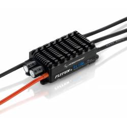 Hobbywing Regolatore elettronico brushless FlyFun V5 110A HV ESC 6-14S SBEC (art. HW30201700)