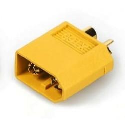 Maxpro Connettore Batteria XT60 Maschio dorato (art. MAXCP26M)