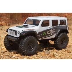 Axial SCX24 2019 Jeep Wrangler JLU CRC Rock Crawler 1/24 4WD RTR Bianco (art. AXI00002T1)