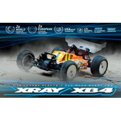 Xray Automodello XB4 2020 4WD 1/10 Electric Off-Road (art. 360007)
