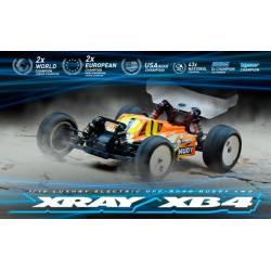 Xray Automodello XB4 2020 4WD 1/10 Electric Off-Road (art. 360007)