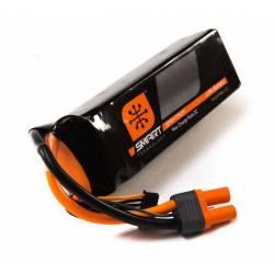 Spektrum Batteria Li-Po 3S 11,1V 2200mAh 30C Smart connettore IC3 (art. SPMX22003S30)