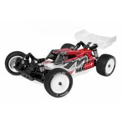 Team Corally Automodello SBX-410 Racing Kit Buggy 1/10 4WD da competizione (art. COR00140)