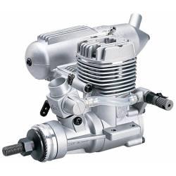 O.S. Engines Motore Max 25FX con silenziatore (art. OS1507)