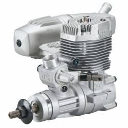 O.S. Engines Motore Max 55AX con silenziatore 15612 (art. OS1543)
