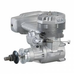 O.S. Engines Motore Max 120AX con silenziatore (art. OS1531)