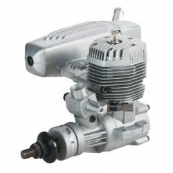 O.S. Engines Motore Max 95AX con silenziatore (art. OS1580)