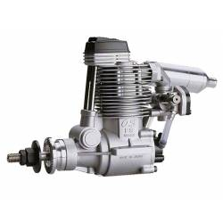 O.S. Engines Motore OS Max FS-91PII Surpass con silenziatore (art. OS1565)