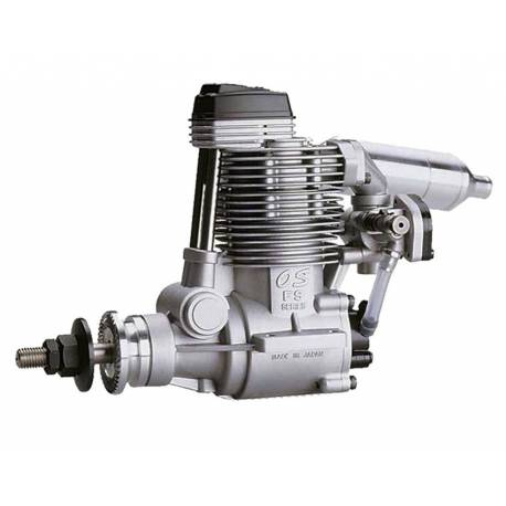 O.S. Engines Motore OS Max FS-91PII Surpass con silenziatore (art. OS1565)