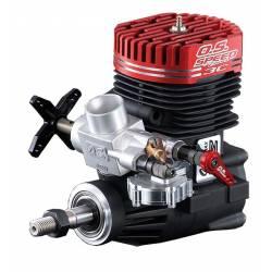 O.S. Motore Max 91 HZ-R 3C Heli Engine 18641 (art. OS1545C)