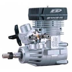 O.S. Motore Max 91 HZ-PS Ring con Pompa Heli Engine (art. OS1545P)