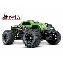 Traxxas X-Maxx 8s Green-X Edition Monster Truck elettrico con TSM (art. TXX77086-4-GRNX)
