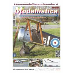 Modellistica Rivista di modellismo n°02 Febbraio 2020