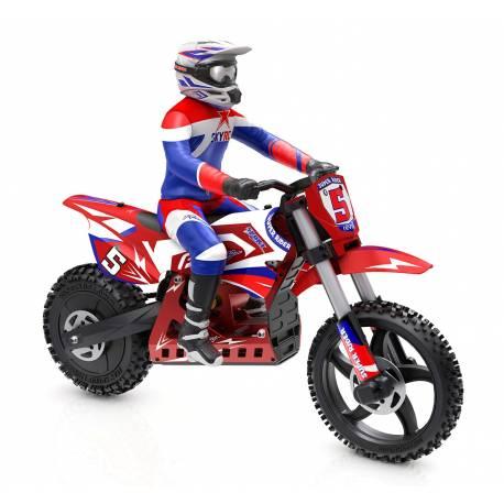 SkyRC Moto SR5 Super-Rider RC Bike elettrica RTR (art. SK700001)