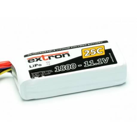 Extron Batteria Li-po X2 11,1V 1800mAh 25-50C (art. X6411)