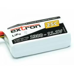 Extron Batteria Li-po X2 11,1V 1300mAh 25-50C (art. X6409)