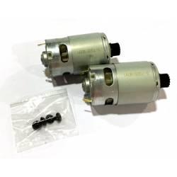 Kyosho Coppia motori elettrici per cassetta avviamento B7060 (art. B7060-005)