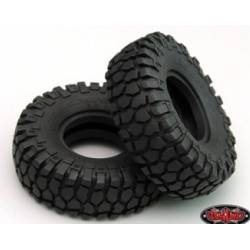 """RC4WD Coppia gomme Rock Crusher 1.55"""" Scale Tires Advanced X3 Compound (art. RC4WD-Z-T0053)"""