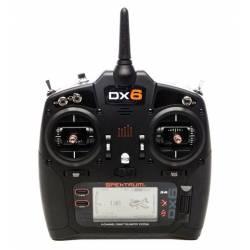 Spektrum DX6 DSMX 6 canali senza ricevente (art. SPMR6750EU)