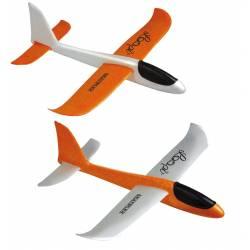 Multiplex Veleggiatore da lancio a mano Loopi arancione / bianco (art. MP101545)