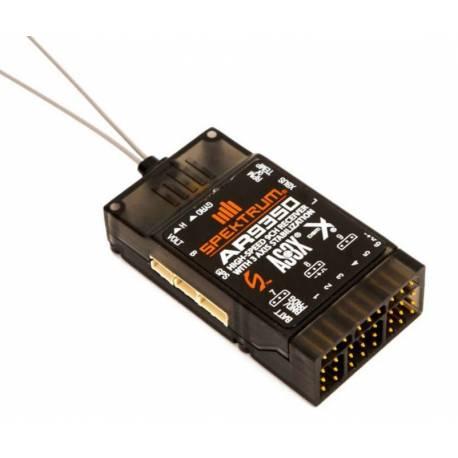 Spektrum Ricevente AR9350 DSMX 9 Canali Air AS3X Integrated Telemetry Receiver (art. SPMAR9350)