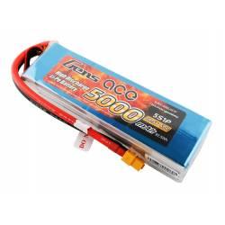 Gens ACE Batteria Li-po 5S 18,5V 5000mAh 60C connettore XT60 Soft Case (art. GE1-5000-5X)
