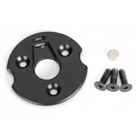 Traxxas Supporto magnete per telemetria con viti (art. TXX6538)