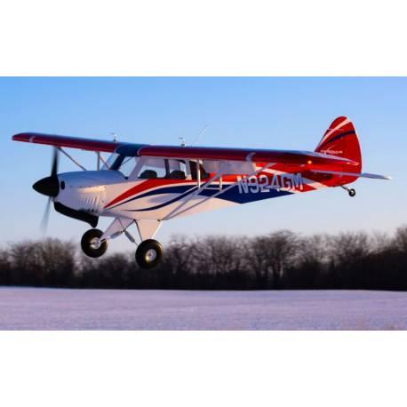 Hangar 9 Maxi aeromodello Carbon Cub FX-3 100-200cc ARF apertura alare 4200mm (art. HAN5280)