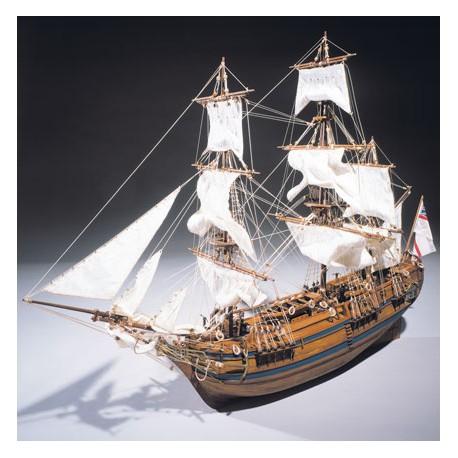 Mantua Model H.M.S. Bounty Brigantino Inglese 810mm (art. 785)