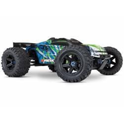 Traxxas E-Revo Brushless 2.0 VXL 6S Monster Truck elettrico Verde (art. TXX86086-4)