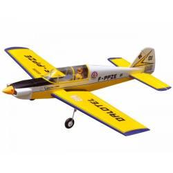 Pichler Aeromodello acrobatico Dalotel da 1500mm con carrelli retrattili elettrici (art. C3736)