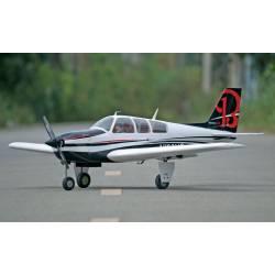VQ Model Aeromodello Beechcraft Bonanza versione USA 1560mm (art. C9272)