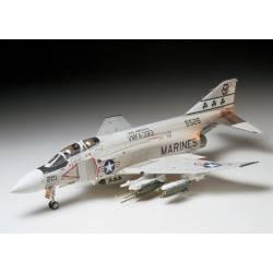 Tamiya Cacciabombardiere McDonnell Douglas F-4 J Phantom II Marine Version scala 1/32 (art. TA60308)