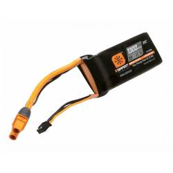 Spektrum Batteria Li-Po 3S 11,1V 1300mAh 30C Smart connettore IC3 (art. SPMX13003S30M)