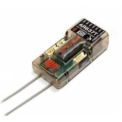 Spektrum Ricevente AR637T AS3X DSMX 6 canali 2,4Ghz con telemetria (art. SPMAR637T)