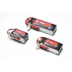 Pichler Batteria Li-po 14,8V 4500mAh RED POWER SLP 25C (art. C9422)