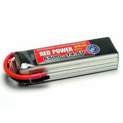 Pichler Batteria Li-po 14,8V 5500mAh RED POWER SLP 25C (art. C9427)